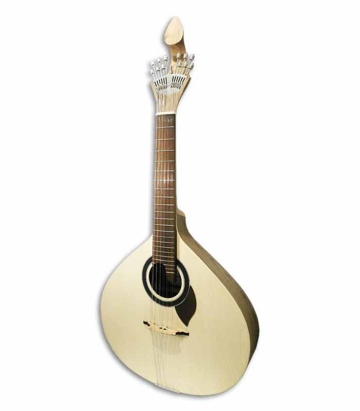 Guitarra Portuguesa APC 306CB OP Modelo Coimbra Spruce e Nogueira