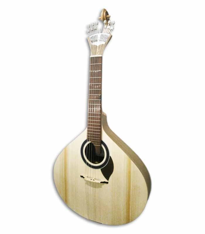 Guitarra Portuguesa APC 306LS OP Modelo Lisboa Spruce e Nogueira