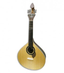 Guitarra Portuguesa APC 310CB Lujo Palisandro Coimbra con Estuche