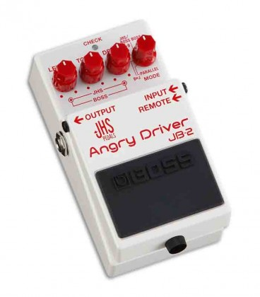 Pedal Boss JB-2 Angry Driver Overdrive Distortion