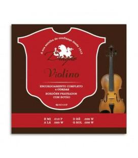 Jogo de Cordas Dragão 033 para Violino 4 Cordas