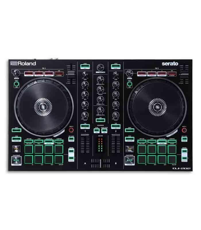 Roland DJ Controller DJ-202