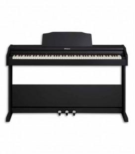 Piano Digital Roland RP102 88 Teclas 3 Pedales con Soporte