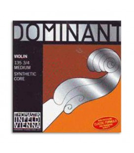 Jogo de Cordas Thomastik Dominant para Violino 3/4
