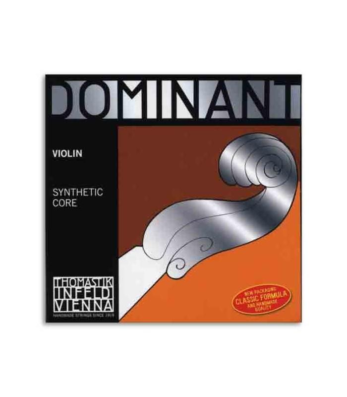 Juego de Cuerdas Thomastik Dominant 135 para Violín 1/2