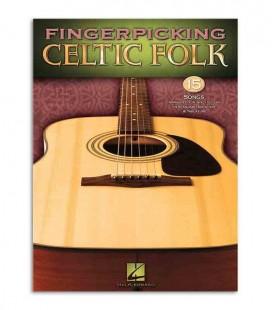 Libro Fingerpicking Celtic Folk 15 Songs HL00701148