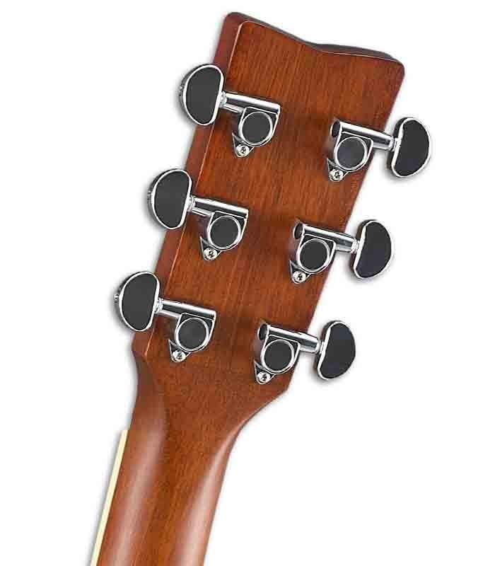 Yamaha Electroacoustic Guitar Fg Ta Transacoustic Vintage Tint