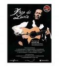 Libro Paco de Lucía The Best Of Guitar Tab MB607