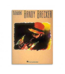 Livro Music Sales HLE00673234 Randy Brecker for Trumpet