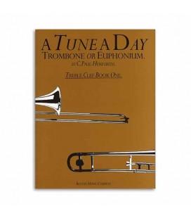Libro Music Sales Tune A Day Trombone Book 1 Clave Sol