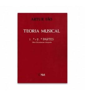 Libro Artur Fão Teoria Musical Partes 1 y 2