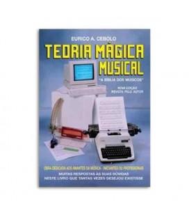 Cover of book Teoria Mágica Musical de Eurico Cebolo