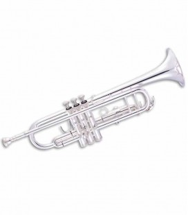 John Packer Trumpet JP151S B Flat Silver with Case