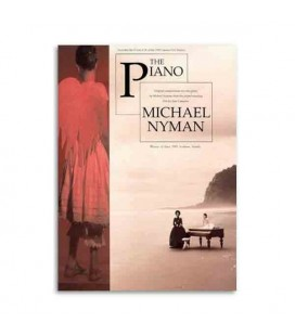 Livro Music Sales CH60871 Nyman the Piano