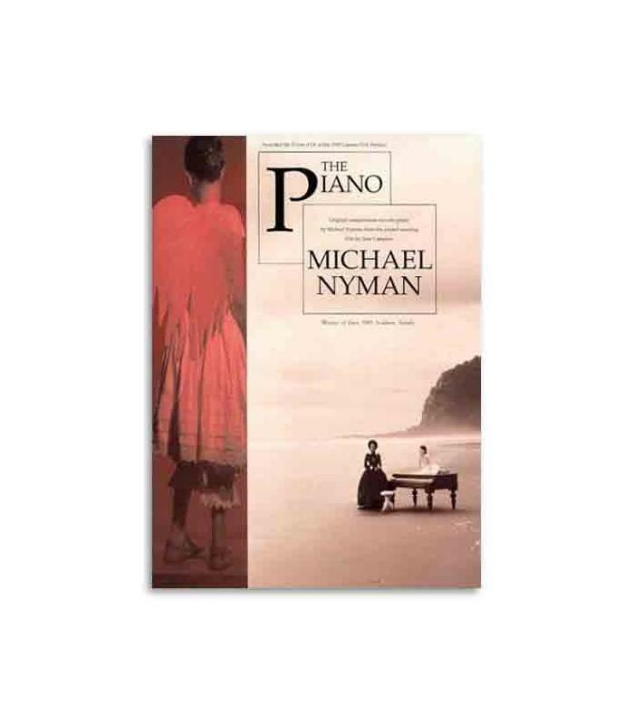 Libro Music Sales CH60871 Nyman the Piano