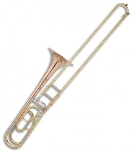Tenor Trombone John Packer JP133LR B Flat/F Golden with Case