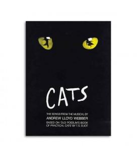 Libro Music Sales FM10005 Cats Piano Vocal