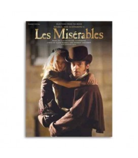 Music Sales Book Les Misérables Film Version Piano MF10150