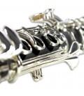 Cuerpo de la clarineta John Packer JP221