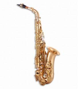 Saxofone Alto John Packer JP041 Mi Bemol Dourado com Estojo