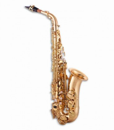 Foto do Saxofone Alto John Packer JP041
