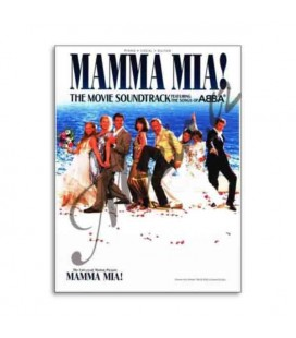 Music Sales Book Mamma Mia The Movie Soundtrack AM997161