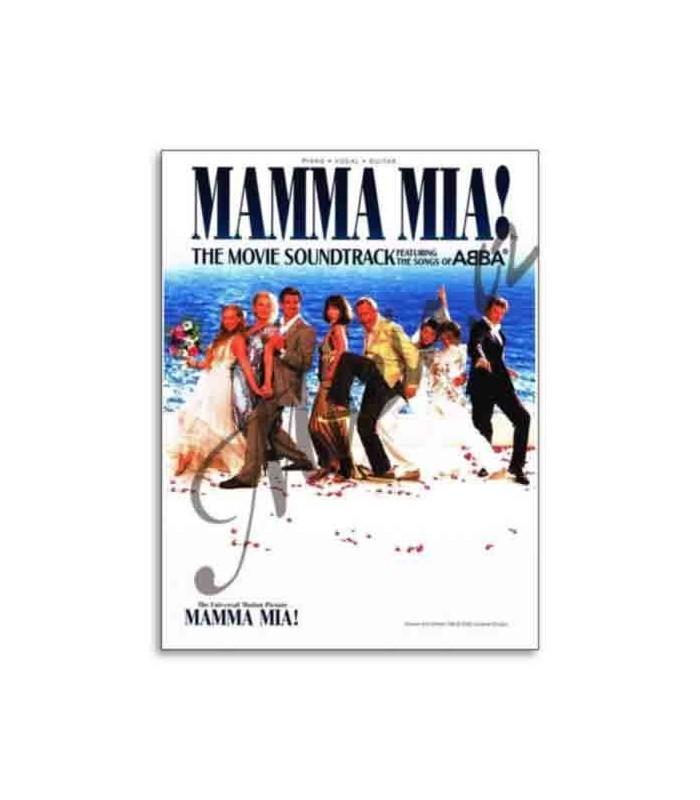 Libro Music Sales Mamma Mia The Movie Soundtrack AM997161