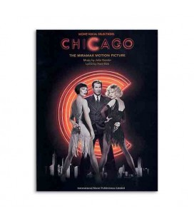 Livro Music Sales Chicago - Movie Vocal Selections
