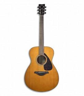 Yamaha Folk Guitar Spruce FS800 T Nato Tinted