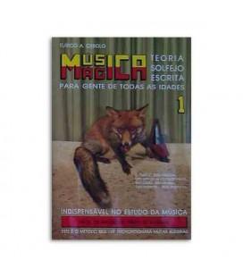 Libro Eurico Cebolo MM 1 Método Música Mágica No 1
