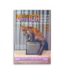 Livro Eurico Cebolo MM 3 Método Música Mágica 3