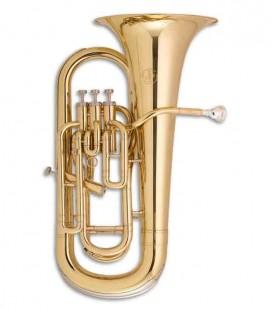 John Packer Euphonium JP174MKII B Flat Golden with Case