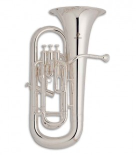 John Packer Euphonium JP174S B Flat Silver Plated with Case