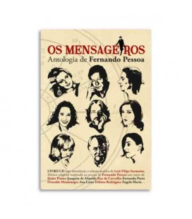 Libro Sevenmuses Os Mensageiros Antologia de Fernando Pessoa