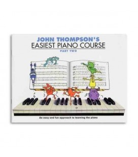 Livro Thompson Easiest Piano Course 2 WMR000187