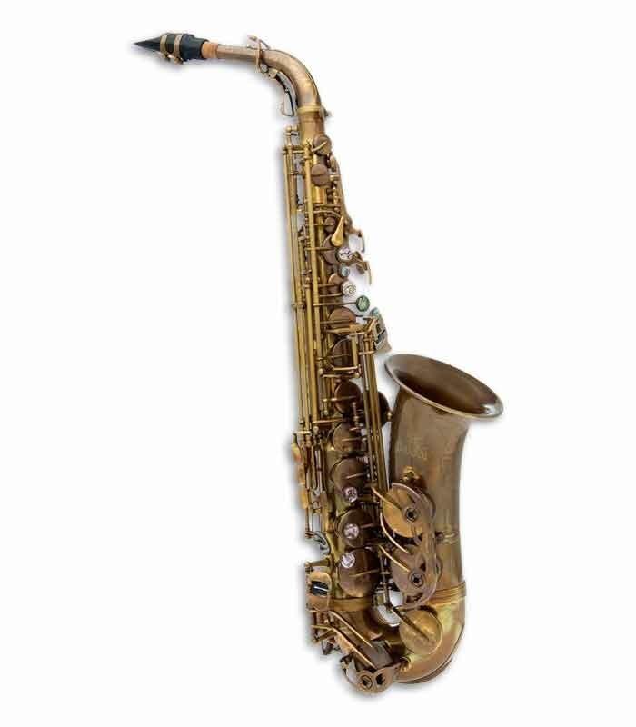 Foto do Saxofone Alto John Packer JP045A