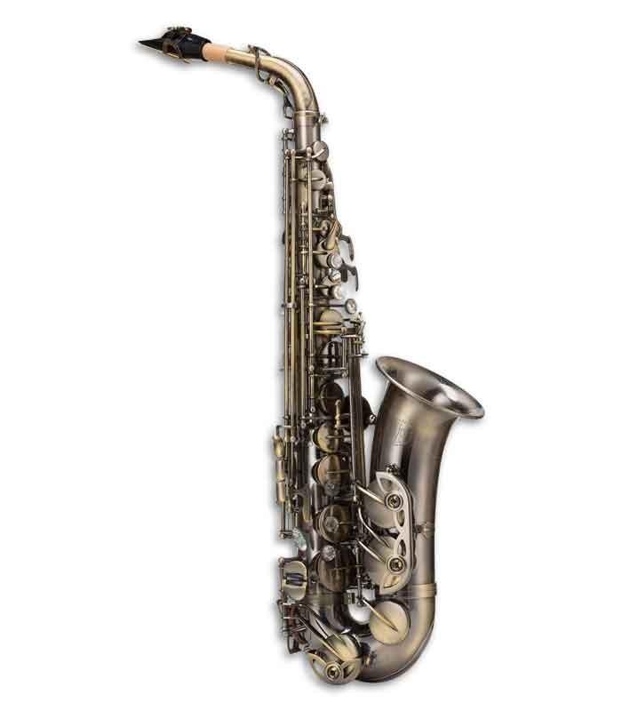 Foto do Saxofone Alto John Packer JP045S