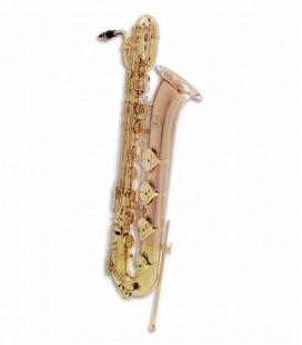 Foto do Saxofone Barítono John Packer JP144