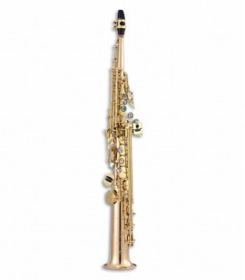 John Packer Soprano Saxophone JP243G B Flat Lacquer with Case