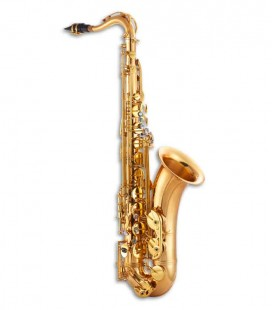 John Packer Tenor Saxophone JP042G B Flat Gold Lacquer with Case