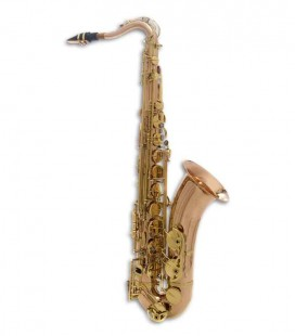 John Packer Tenor Saxophone JP042R B Flat Rose Brass with Case