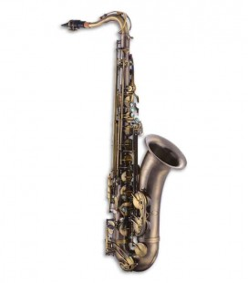Saxofone Tenor John Packer JP042V Si Bemol Vintage com Estojo