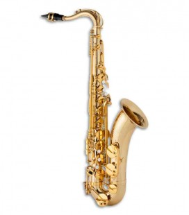 John Packer Tenor Saxophone JP242 B Flat Gold Lacquer with Case