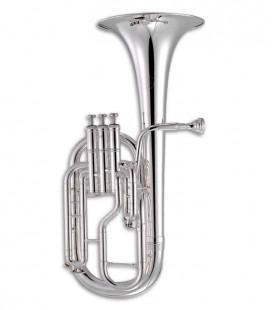 Foto do Saxofone Trompa John Packer JP072S