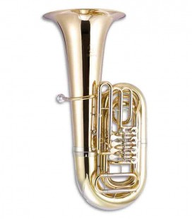 Photo of the John Packer Tuba JP379BB Sterling