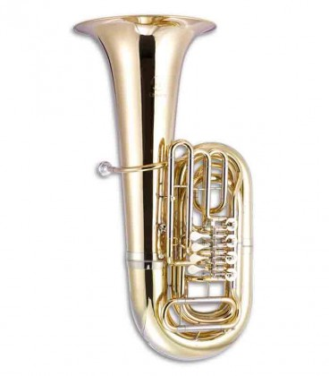 John Packer Tuba JP379BB Sterling B Flat Lacquer with Case