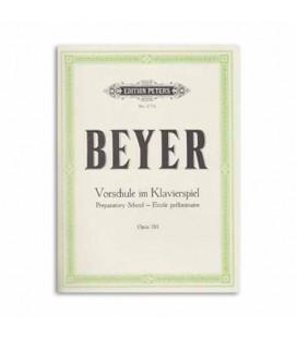 Libro Edition Peters EP2721 Beyer Elementary Method Opus 101