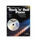 Livro Music Sales AM963700 Fast Forward Rock nRoll Piano