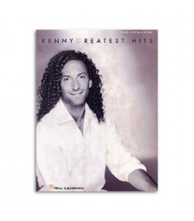 Livro Music Sales AM948409 Kenny G Greatest Hits For Piano and Guitar
