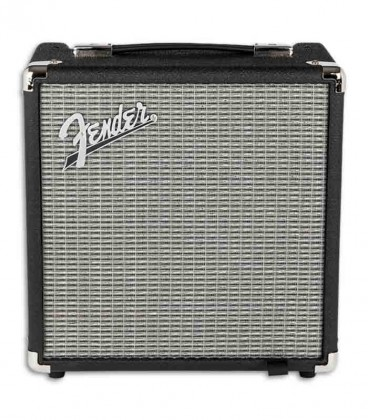 Frontal photo of amplifier Fender Rumble 15